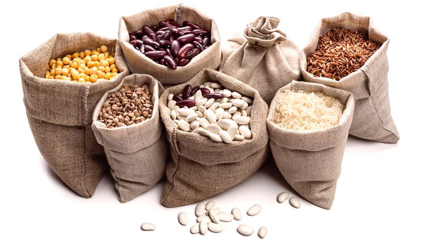 photo of various bulk items