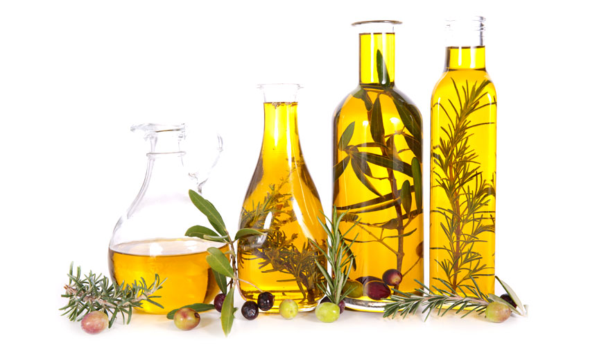 photo of various oils