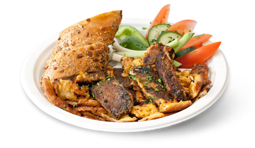photo of various hot food items