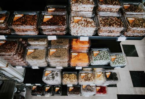 Packaged Healthy Snacks